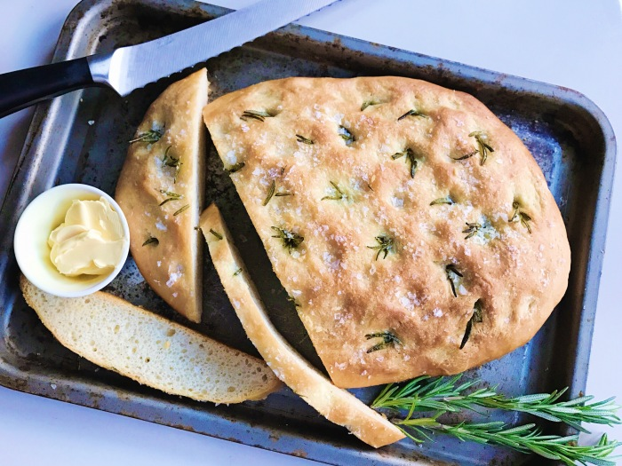 The Best Rosemary Focaccia