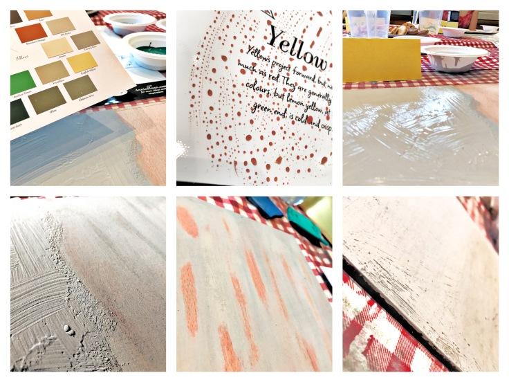 Annie Sloan Chalk Paint Workshop   Tech 1