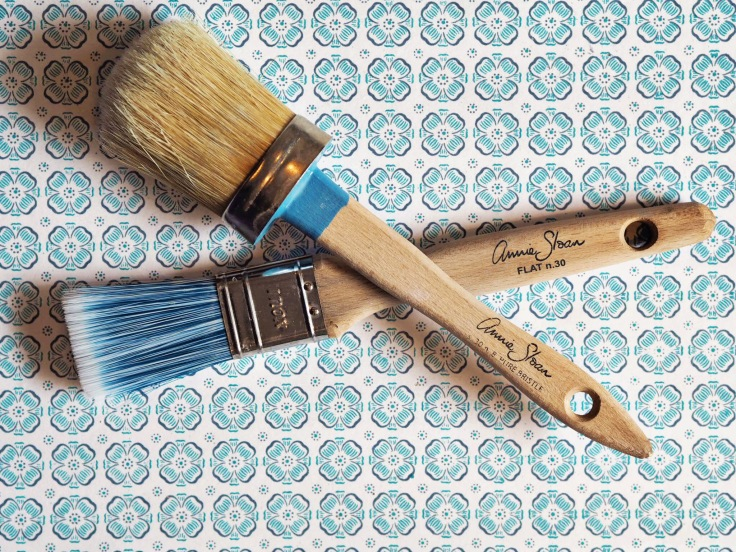 Annie Sloan Chalk Paint Workshop | Paint Brushes