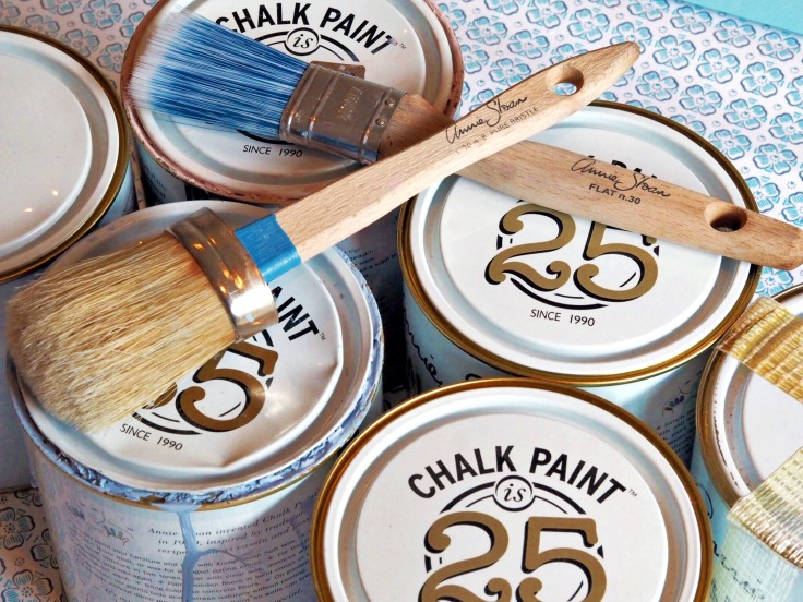 Annie Sloan Chalk Paint Workshop