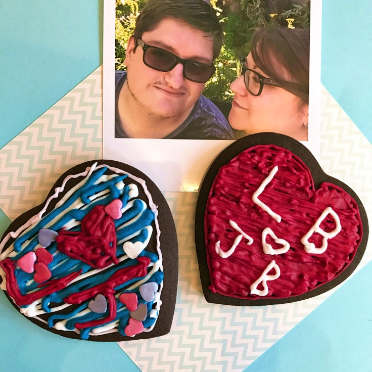 8 things I've learnt from 2 years of marriage | Cookie decorating